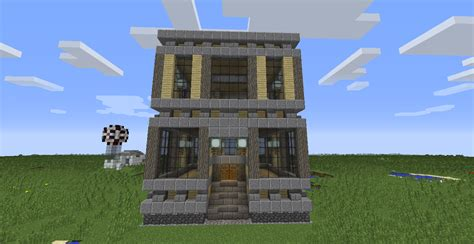 house building minecraft a fun new way to build in minecraft chunk houses kotaku australia