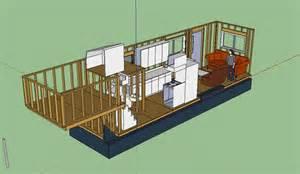 Tumbleweed Tiny Houses For Sale tiny house layout on gooseneck trailer things i like