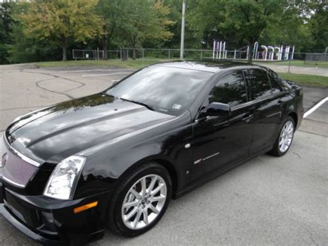 buy car manuals 2006 cadillac sts v free book repair manuals buy used 2006 cadillac sts v 469hp supercharged no reserve in cranberry township