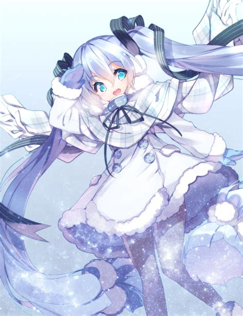 Picture of The Day: Snow Miku 2   Randomness Thing