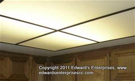 acrylic lighting cover installation at ventura commercial