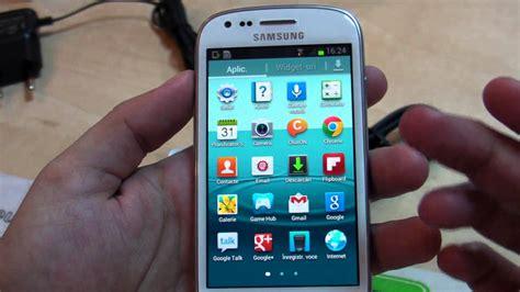 Samsung Galaxy S3 Mini Weiß 481 by Samsung I8190 Galaxy S Iii Mini Review Hd In Romana