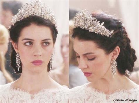 reign tv show hair beads reign cw show hair weave beads the 25 best reign