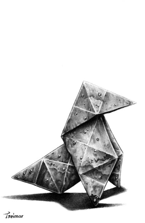 heavy origami killer heavy by tseimar on deviantart