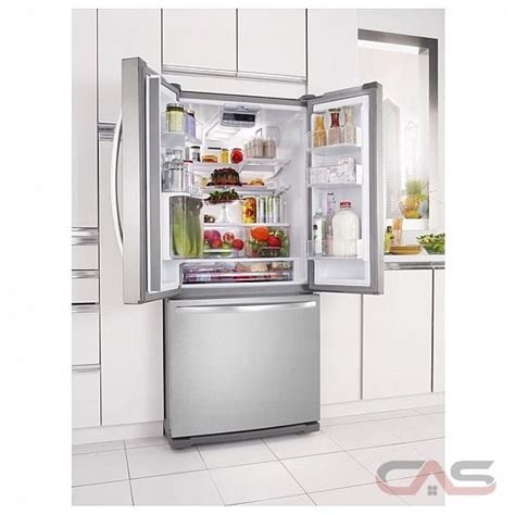 Kitchenaid Fridge Sabbath Mode Kitchen Aid Kffs20eyms Door Refrigerator 30 In 20