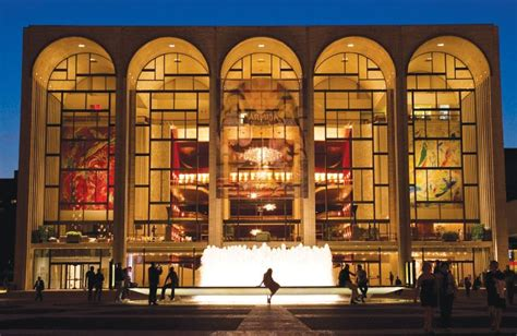 metropolitan opera house lincoln center how the new york met is bringing opera to the world