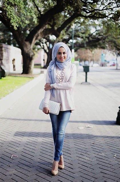 Celana Wanita 7 8 Polos style model celana untuk wanita berhijab