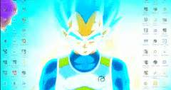 vegeta wallpaper gif super saiyan god gifs find make share gfycat gifs
