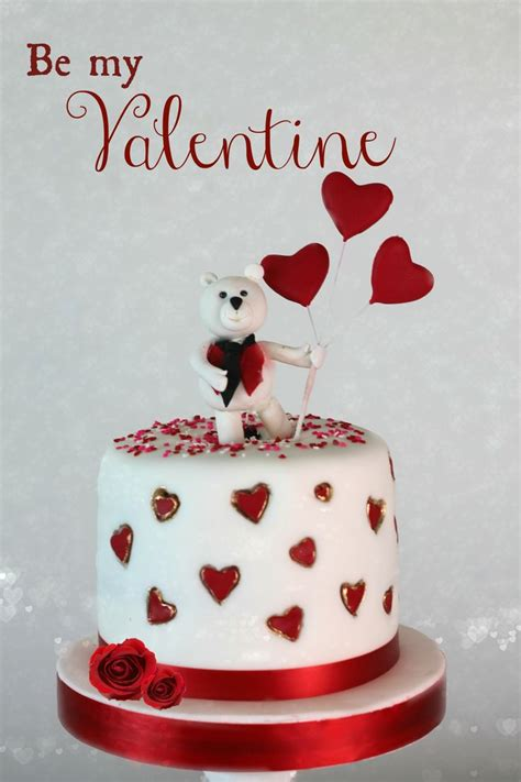 Allesandra Ambrosia Wishes You A Happy V Day by 1792 Best Images About Teddy Cakes On