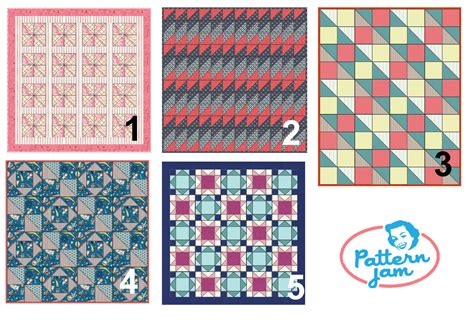 pattern jam pattern jam design voting opens blossom heart quilts