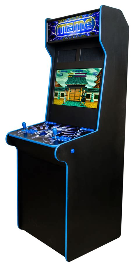 Arcade Cabinet by Custom Two Player Arcade Cabinet Ultimate Home Arcade