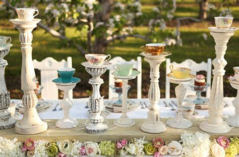 Tea Cup Decorations by Inspired By This Tea Cup Centerpiece Celebrations At Home