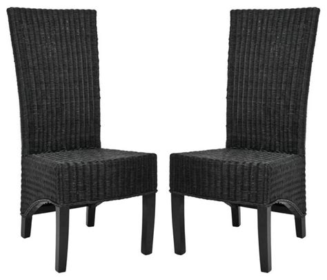 Tropical Dining Room Chairs by Siesta Side Chair Set Of 2 Tropical Dining Chairs