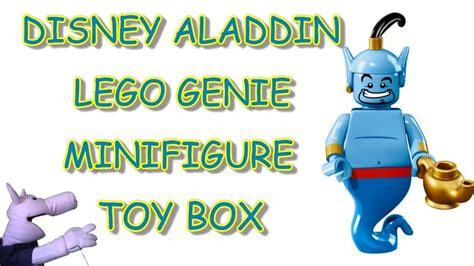 Lego Disney Minifigure Genie disney lego genie minifigure a cat review