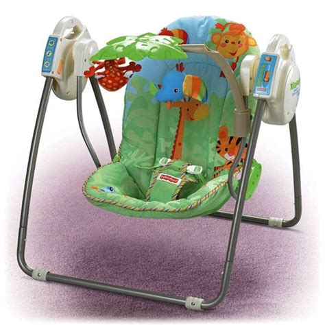 baby swing fisher price rainforest pinterest the world s catalog of ideas