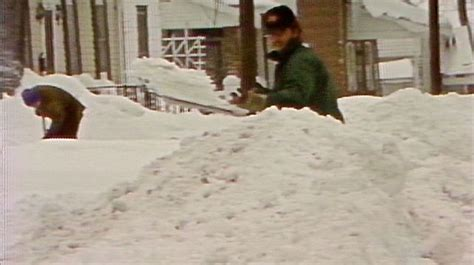 worst blizzard ever recorded from the vault back to back winters of 1976 77 and 1977