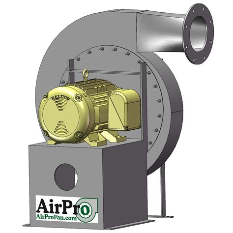 high static pressure fans high pressure blower radial open airpro fan blower co