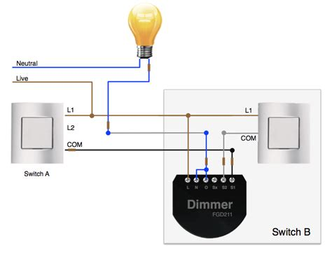 2 way dimmer switch wiring diagram wiring diagram with