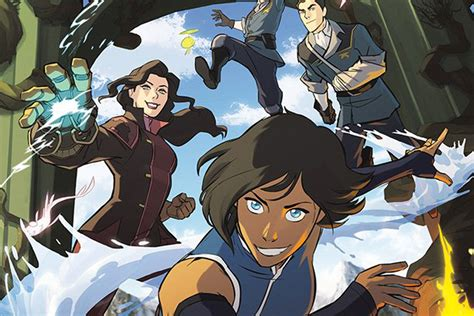 the legend of korra turf wars part two books the legend of korra turf wars part one delivers on