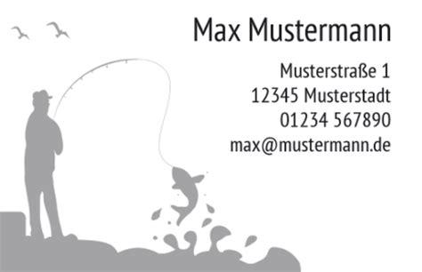 Visitenkarten Muster by Visitenkarte Design Fischer Muster Edv Software