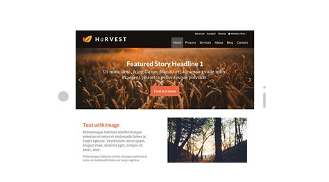 bootstrap umbraco themes umbraco cms starter kit with bootstrap theme harvest by