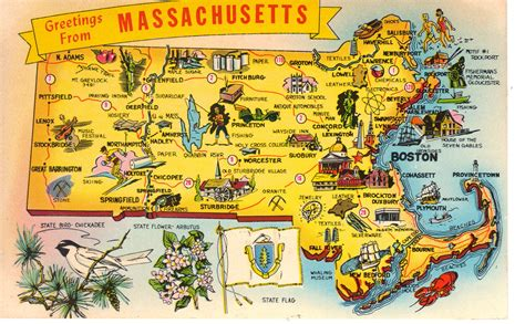 boston store bedding boston store bedding massachusetts state map vintage postcard by heritagepostcards