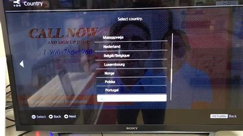 sony bravia tv wont turn on no red light how to turn off the demo mode on sony bravia tv youtube