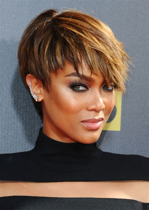 brown pixie with blonde highlights 30 pretty pixie cuts styles adored by a list celebrities