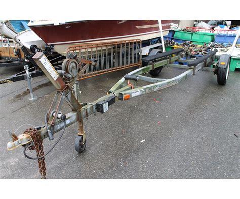 roadrunner boat trailers roadrunner boat trailer no regi