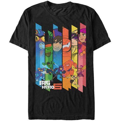 Tshirt Big 6 big 6 curtains t shirt