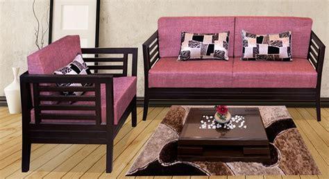 Sofa Bentuk L by Wood Sofa Set Designs Home Everydayentropy