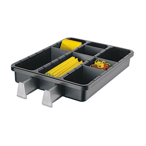 office depot desk organizer office depot brand 9 compartment drawer organizer with