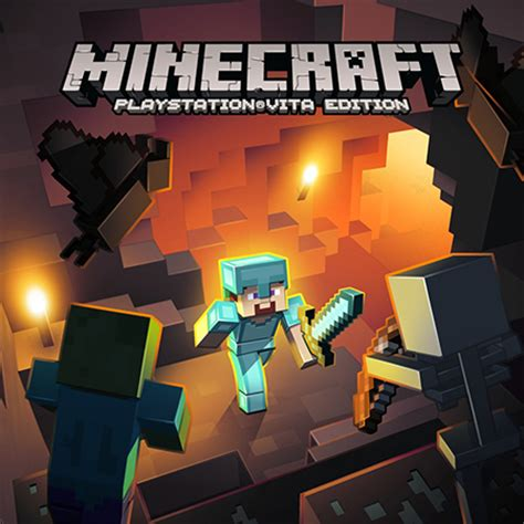 minecraft ps vita mods minecraft game psvita playstation