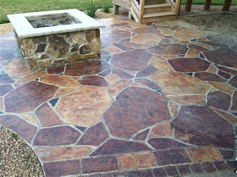 countryside concrete inc colored sted