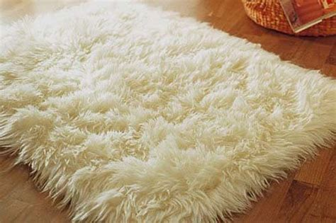 how to make a faux fur rug ivory sheepskin rectangle faux fur rug 2x4