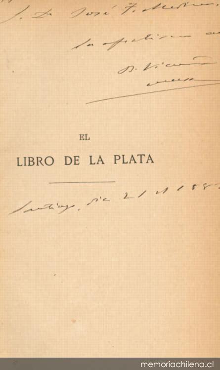 libro el jinete de plata el libro de la plata memoria chilena biblioteca nacional de chile