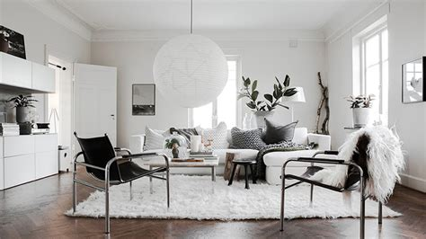 Ways To Decorate A Living Room | the best minimalist living rooms stylecaster
