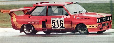 Auto Rally Anni 70 by Fiat 131 Abarth Rally Auto D Epoca Anni 70 Con E Foto