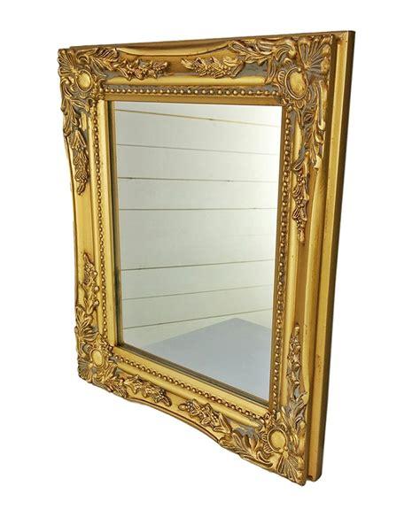 specchi senza cornice 32x27x3cm specchio a parete rettangolare fatti a mano