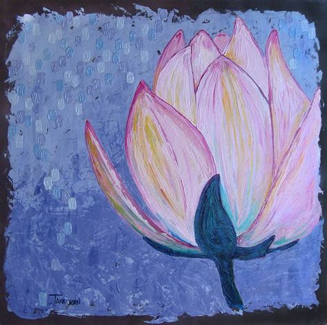 acrylic painting lotus flower 29 best lotus petals images on lotus