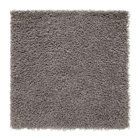 hampen alfombra pelo largo ikea