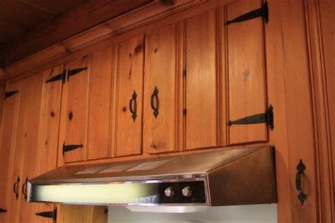Painting Knotty Pine Cabinets by A Knotty Pine Kitchen Respectfully Retained And Revived