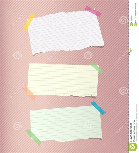 pattern making tape colorful note notebook copybook paper sheets stuck with