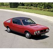 RENAULT R17 TS / Gordini 1971 1977  RETRO