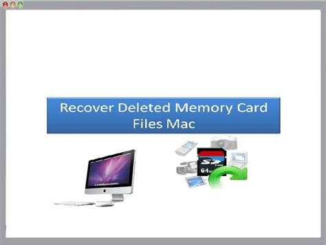 recover deleted memory card files mac screenshot page