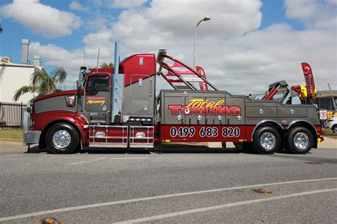 kenworth truck wreckers australia total towing service burke nsw kenworth century heavy