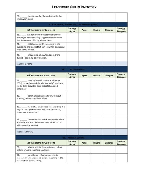 skills inventory template retail instructions inventory