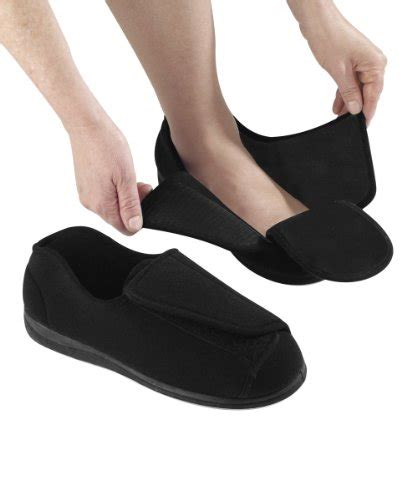 mens extra wide house slippers mens extra extra wide slippers swollen feet adjustable closure diabetic