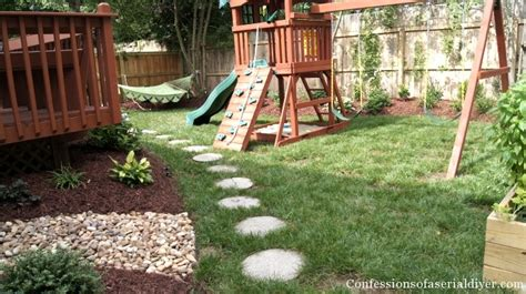 Backyard Makeover by Back Yard Makeover Confessions Of A Serial Do It Yourselfer