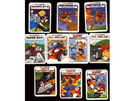 Gift Card Collectors - tmk mario mania merchandise cards